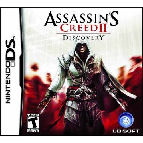 Assassins Creed 2 Discovery For Nintendo DS DSi 3DS 2DS