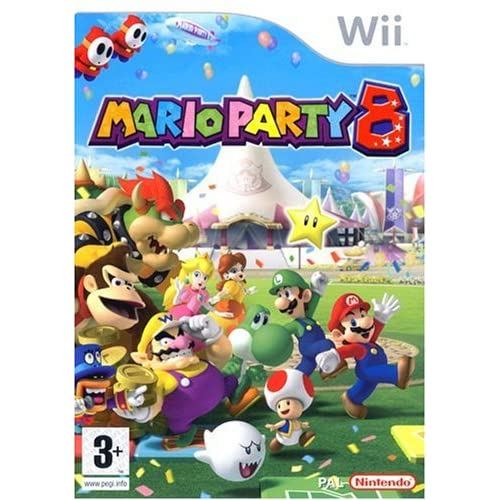 Image 0 of Mario Party 8 For Wii