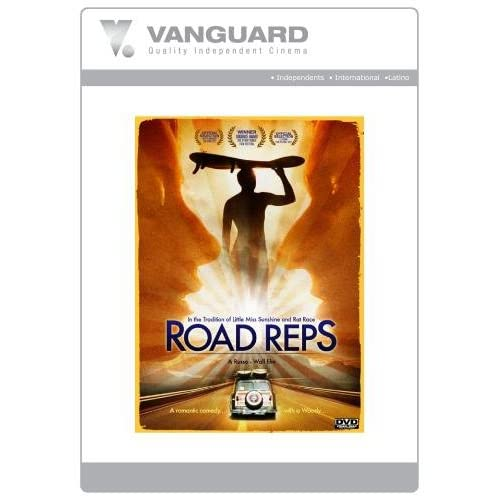 Image 1 of Road Reps On DVD With Crispain Belfrage Comedy