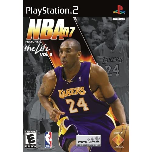 NBA 2007 The Life: Vol 2 For PlayStation 2 PS2 Basketball With Manual