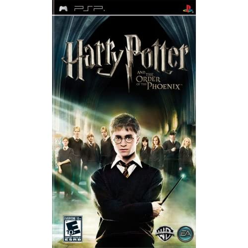 Image 0 of Harry Potter And The Order Of The Phoenix Sony For PSP UMD