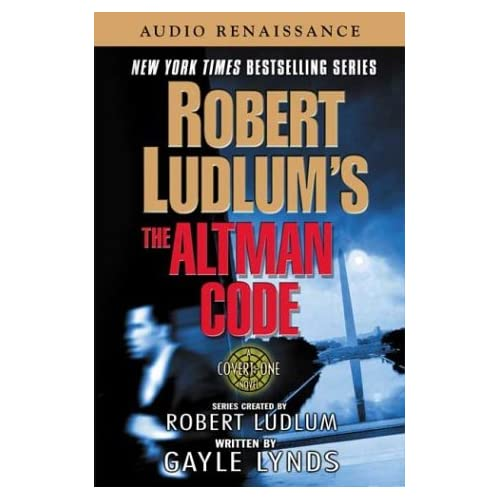 Image 0 of Robert Ludlum's The Altman Code: A Covert-One Novel On Audio Cassette