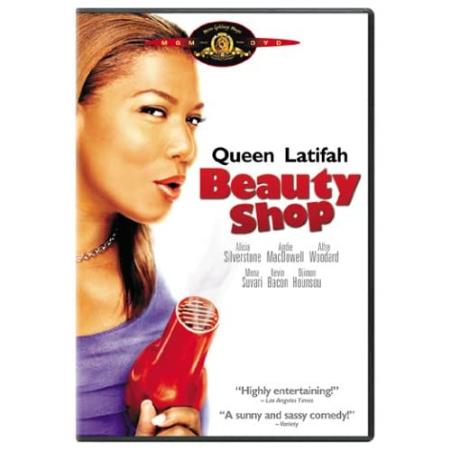 Image 0 of Beauty Shop On DVD With Queen Latifah