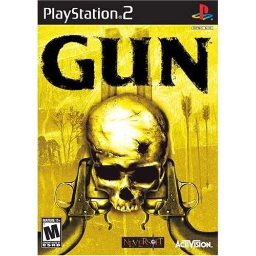 Image 0 of Gun For PlayStation 2 PS2