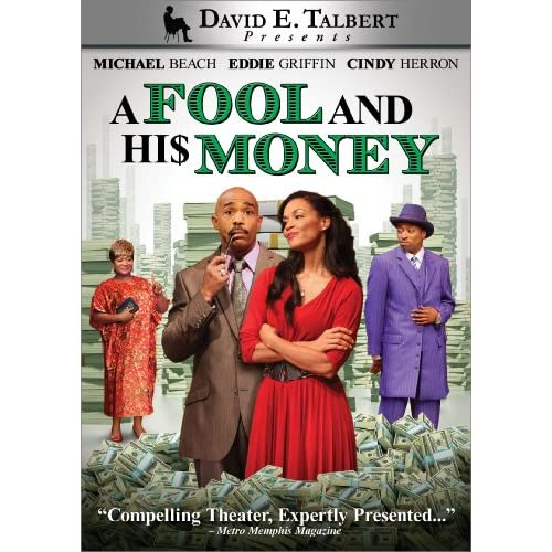 Image 0 of David E Talbert's A Fool And His Money On DVD With Michael Beach Comedy