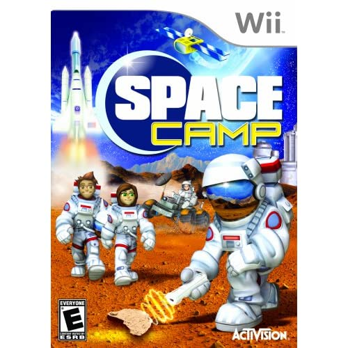 Image 0 of Space Camp For Wii And Wii U