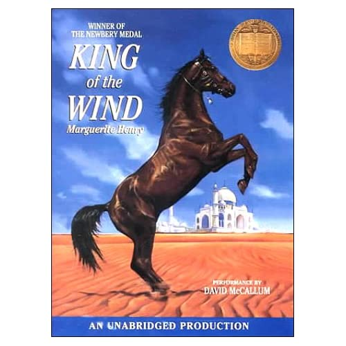Image 0 of King Of The Wind By Marguerite Henry On Audio Cassette