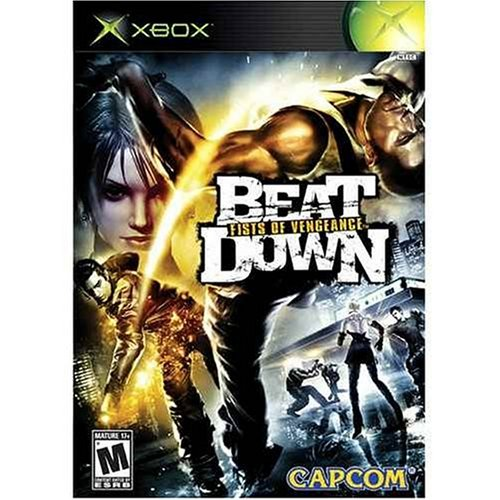 Beat Down: Fists Of Vengeance For Xbox Original