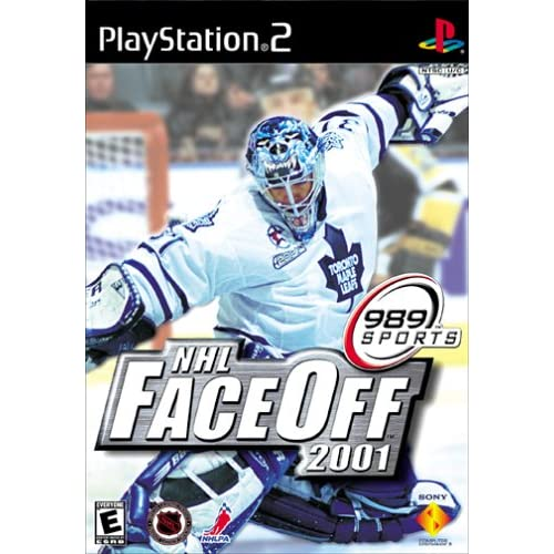 Image 0 of NHL Faceoff 2001 For PlayStation 2 PS2 Hockey