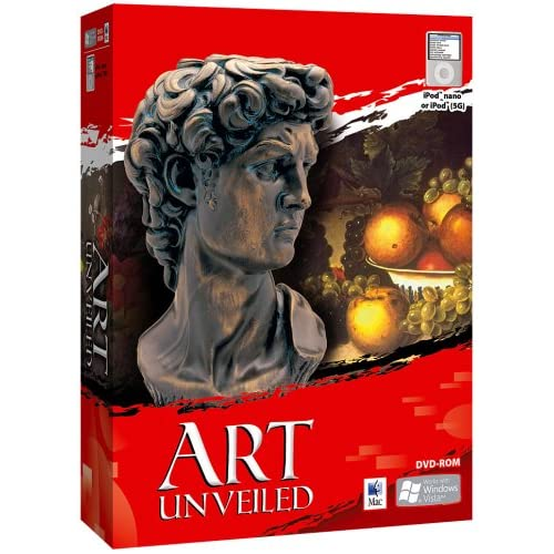 Image 0 of Art Unveiled PC Or MAC Software