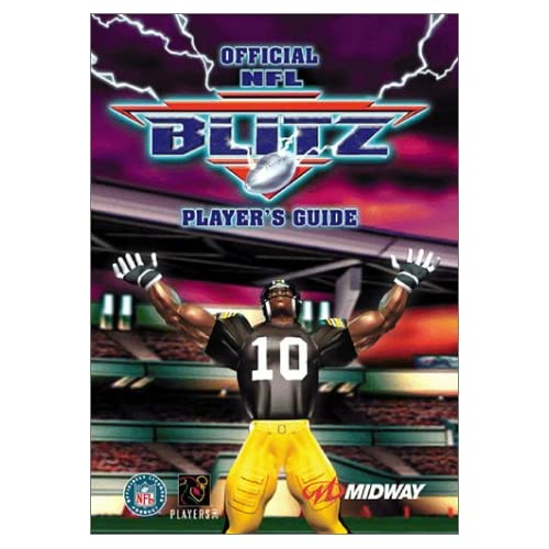 NFL Blitz Official Strategy Guide Brady Games Strategy Guides Football