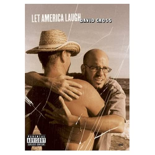 Image 0 of David Cross Let America Laugh On DVD