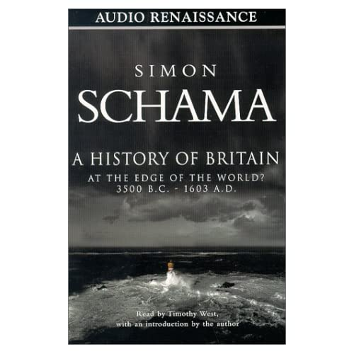 Image 0 of A History Of Britain Volume 1: At The Edge Of The World 3500 Bc 1603 Ad By Scham