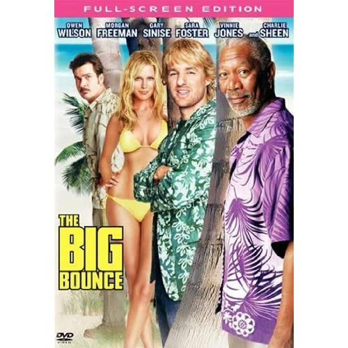 Image 0 of The Big Bounce Full-Screen Edition Movie On DVD
