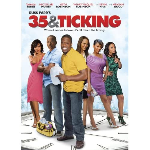 Image 0 of 35 And Ticking On DVD With Tamala Jones Comedy