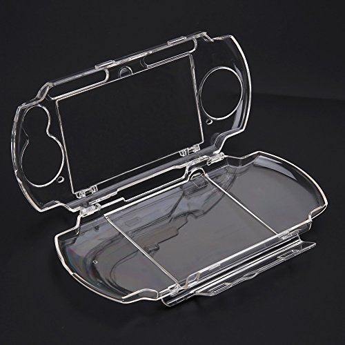 Image 0 of Protector Clear Clip On Travel Case For Sony 2000 3000 UMD For PSP
