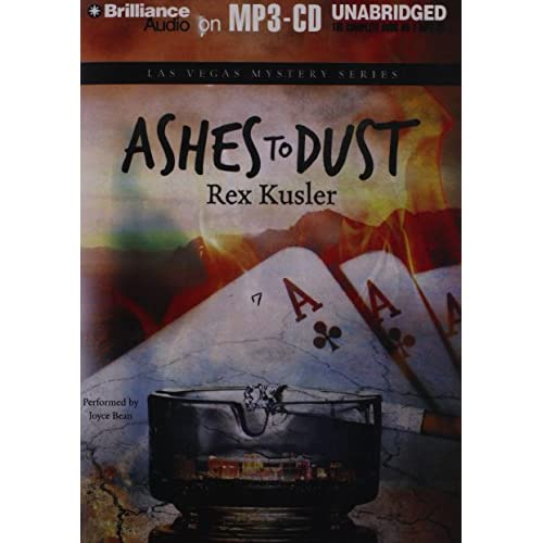 Ashes To Dust Las Vegas Mystery By Kusler Rex Bean Joyce Reader On