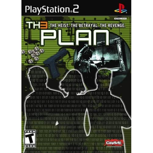 Image 0 of TH3 Plan For PlayStation 2 PS2 Arcade