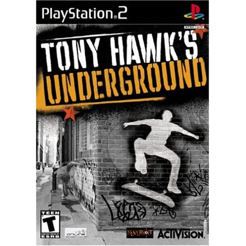 Image 0 of Tony Hawk's Underground For PlayStation 2 PS2