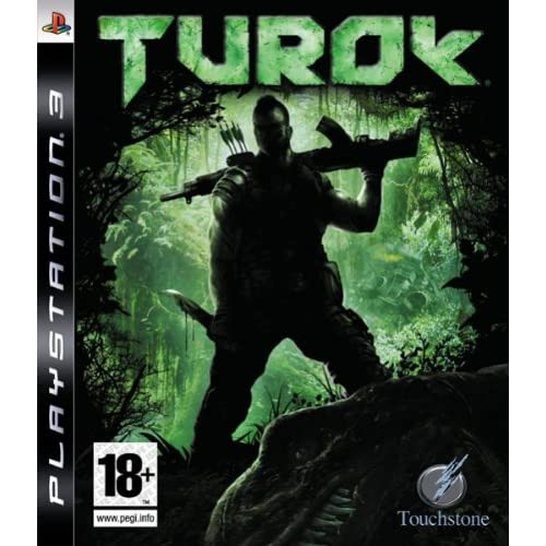 Image 0 of Turok For PlayStation 3 PS3 Disney Shooter