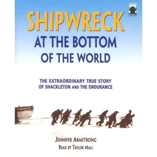 Image 0 of Shipwreck At The Bottom Of The World: The Extraordinary True Story Of Shackleton