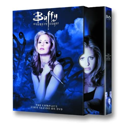Image 0 of Buffy The Vampire Slayer The Complete First Season On DVD With Sarah Michelle Ge