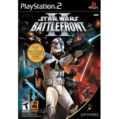 Image 0 of Star Wars Battlefront II For PlayStation 2 PS2 Action