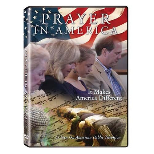 Image 0 of Prayer In America On DVD Documentary