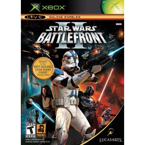 Image 0 of Star Wars Battlefront II Xbox For Xbox Original