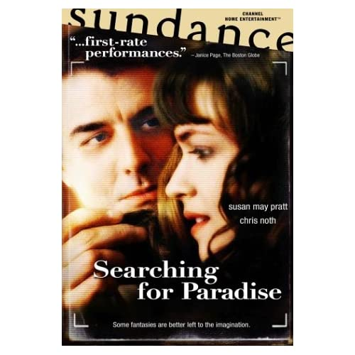 Image 0 of Searching For Paradise On DVD with Susan May Pratt