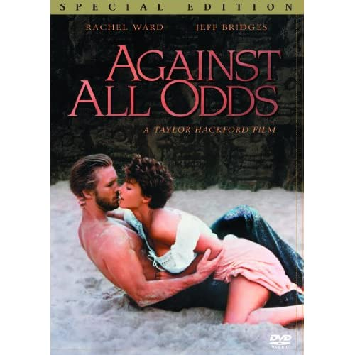 Image 0 of Against All Odds Special Edition On DVD With Jeff Bridges Drama