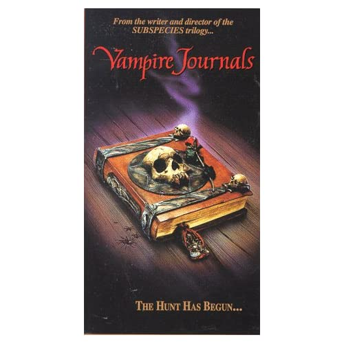 Image 0 of Vampire Journals On VHS With Jonathon Morris