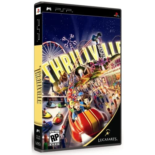 Image 0 of Thrillville Sony For PSP UMD
