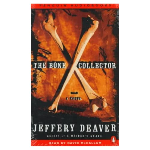 The Bone Collector A Lincoln Rhyme Novel By Deaver Jeffery Mccallum
