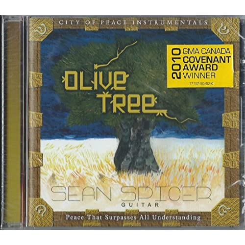 Image 0 of Sean Spicer: Olive Tree By Spicer Sean Performer On Audio CD Album