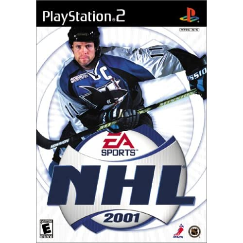 NHL 2001 PS2 For PlayStation 2 Hockey
