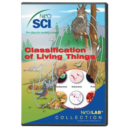 Image 0 of Neo Sci Classification Of Living Things Neo Lab Software Individual License