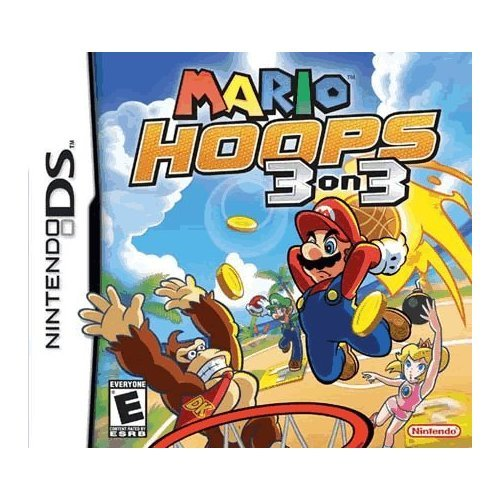 Image 0 of Mario Hoops 3 On 3 For Nintendo DS DSi 3DS 2DS