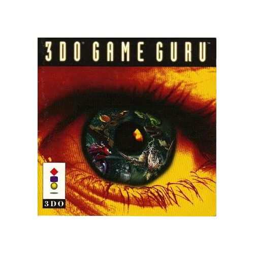 Image 0 of Game Guru Decoder Secret Codes For 3DO Vintage With Manual and Case