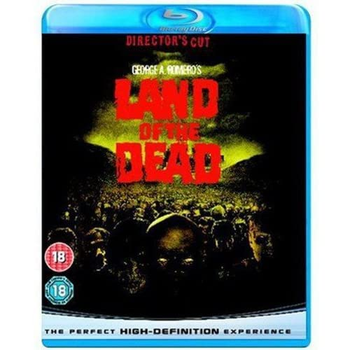 Image 0 of Land Of The Dead Blu-Ray On Blu-Ray With Robert Joy