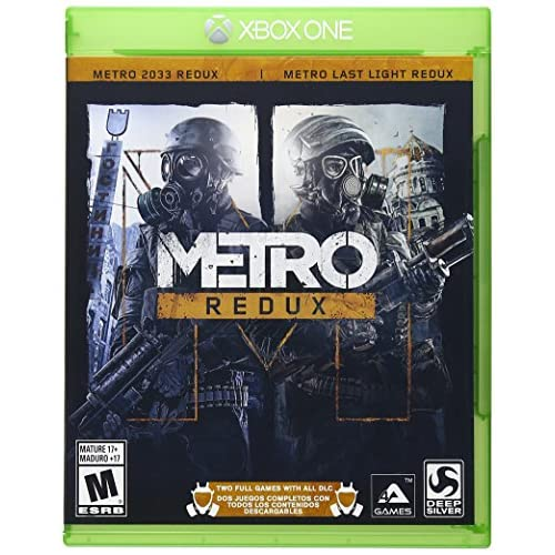 Image 0 of Metro Redux For Xbox One