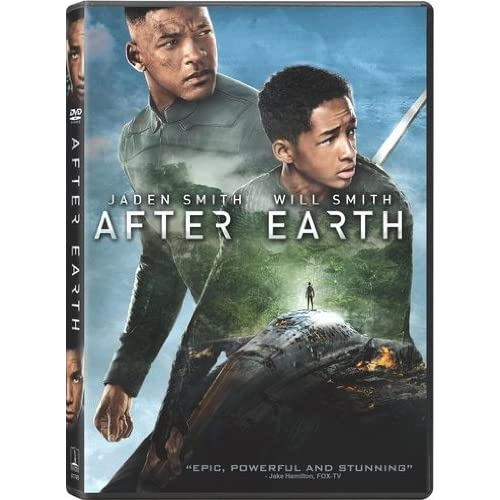 Image 0 of After Earth On DVD With Glenn Morshower