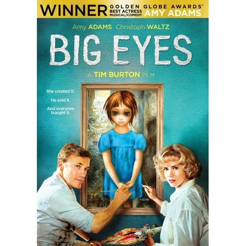 Image 0 of Big Eyes On DVD With Amy Adams
