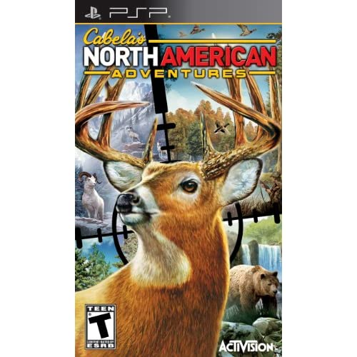 Image 0 of Cabela's North American Adventures 2011 Sony For PSP UMD