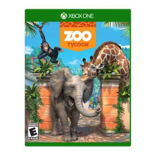 Image 0 of Zoo Tycoon For Xbox One