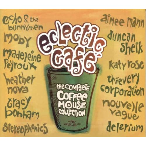 Image 0 of Eclectic Cafe On Audio CD Album 2013