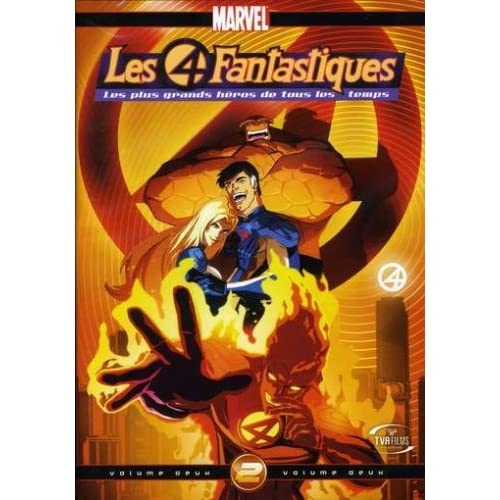 Image 0 of 4 Fantastiques Vol 2 On DVD