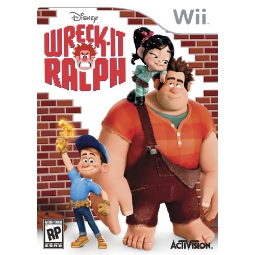Image 0 of Wreck-It Ralph For Wii And Wii U