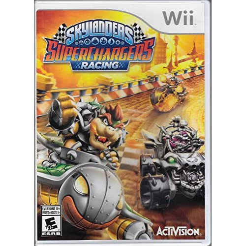 Image 0 of Skylanders Superchargers Standalone Game Only For Wii