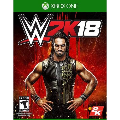 Image 0 of WWE 2K18 For Xbox One Wrestling